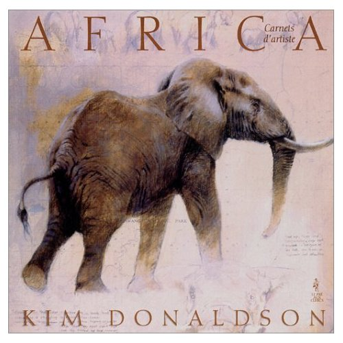 Africa- CArnet d'Artiste