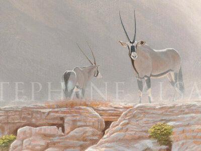 Oryx-in-Damalarand-painting