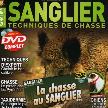 Sangliers -Techniques de Chasse