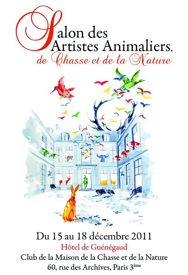 Salon des Artistes Animaliers