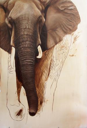 The Big One - trompe de l'éléphant
