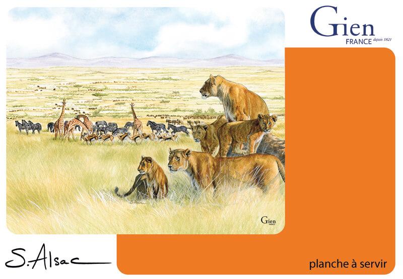 Serengit-planche-servir-gien-Safari