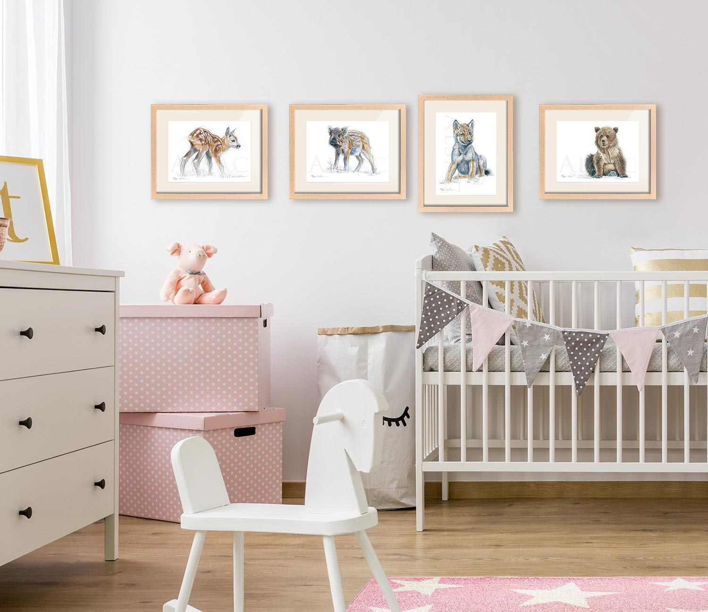 Idée Cadeau Baby Shower baby-nursery-room-design-idea-baby-shower - stéphane alsac