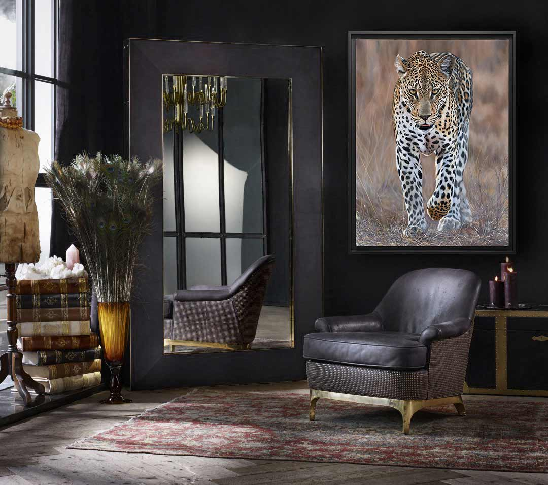Idee Deco Moderne Safari Afrique Tableau