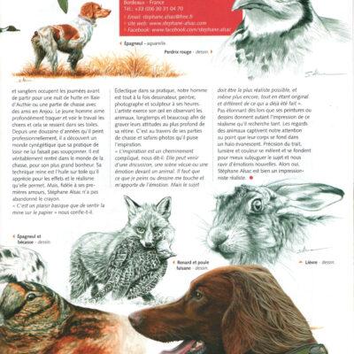 magazine-chasse-becasse-artiste-animalier