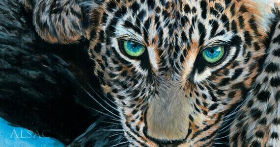 portrait-leopard-glance-of-spirit-painting