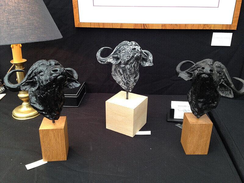 salon-chasse-rambouillet-sculpture-buffle