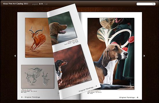 Catalogue Alsac Fine Art 2001