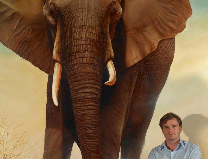 tableau-elephant-grand-format-peinture-toile